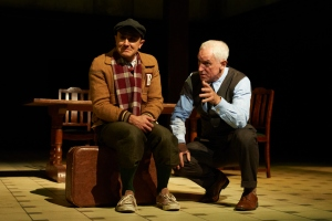 Josh McConville, John Stanton. Death of a Salesman. Photo by Gary Marsh