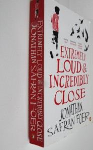 Extremely Loud & Incredibly Close - Jonathan Safran Foer (COVER)