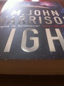 Cover of M. John Harrison's Light