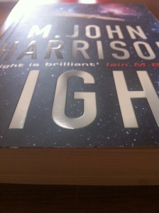 Cover of M. John Harrison's Light