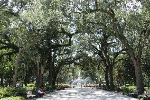 Savannah's Forsyth Park