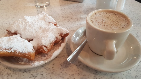 Beignets. Enough said.
