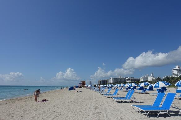 White sand, warm water, hot bodies.