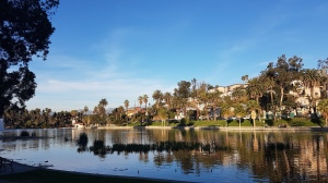 Echo Park, LA - a good place for reading